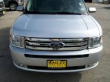 2010 Ingot Silver Metallic Ford Flex SEL #21505502