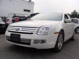 2008 White Suede Ford Fusion SEL #21510667