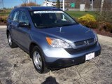 2007 Glacier Blue Metallic Honda CR-V LX #21518358