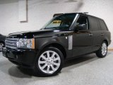 2007 Java Black Pearl Land Rover Range Rover Supercharged #21505659