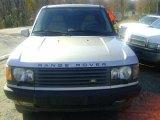 2000 Land Rover Range Rover White Gold
