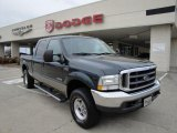 2004 Black Ford F250 Super Duty FX4 Crew Cab 4x4 #21514534