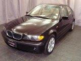2004 Jet Black BMW 3 Series 325xi Sedan #2146661