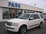 2007 White Chocolate Tri-Coat Lincoln Navigator Ultimate 4x4 #21508957