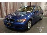 2008 Montego Blue Metallic BMW 3 Series 328xi Sedan #2146647