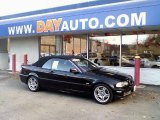 2001 Black Sapphire Metallic BMW 3 Series 330i Convertible #21562694