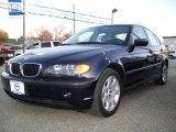 2005 Orient Blue Metallic BMW 3 Series 325i Sedan #21567997