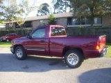 2006 Sport Red Metallic Chevrolet Silverado 1500 LT Regular Cab #21570974