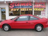 1999 Bright Red Chevrolet Cavalier RS Coupe #21569672