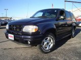 2001 Deep Wedgewood Blue Metallic Ford Explorer Limited 4x4 #21557548