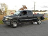 2003 Dark Gray Metallic Chevrolet Silverado 2500HD LS Extended Cab 4x4 #21570097