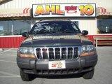 2002 Onyx Green Pearlcoat Jeep Grand Cherokee Laredo 4x4 #21558652