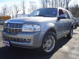 2008 Vapor Silver Metallic Lincoln Navigator Elite 4x4 #21563649