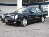 2000 Mercedes-Benz E 430 4Matic Sedan