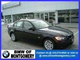 2006 Jet Black BMW 3 Series 325i Sedan #21569922
