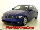 2007 Montego Blue Metallic BMW 3 Series 328i Coupe #21562997