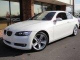 2007 Alpine White BMW 3 Series 335i Coupe #21563870