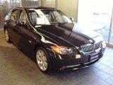 2008 Black Sapphire Metallic BMW 3 Series 335xi Sedan #2146263