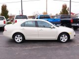 2008 White Suede Ford Fusion SE #21559207