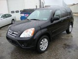 2006 Nighthawk Black Pearl Honda CR-V SE 4WD #21555855