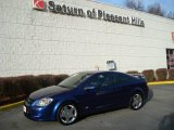 2007 Laser Blue Metallic Chevrolet Cobalt SS Supercharged Coupe #21621869