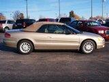 2003 Light Almond Pearl Metallic Chrysler Sebring LXi Convertible #21618345