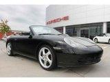 1999 Black Porsche 911 Carrera Cabriolet #21628682
