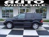 2005 Black Mercedes-Benz ML 350 4Matic #21630361