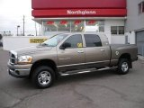 2006 Light Khaki Metallic Dodge Ram 1500 SLT Mega Cab 4x4 #21620602