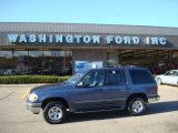 2001 Medium Wedgewood Blue Metallic Ford Explorer XLT 4x4 #21629665