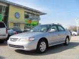 2002 Satin Silver Metallic Honda Accord EX Sedan #21630334