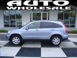 2009 Glacier Blue Metallic Honda CR-V EX-L 4WD #21630357