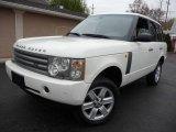 2005 Chawton White Land Rover Range Rover HSE #21625875
