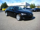 2010 Jet Black BMW 3 Series 328i xDrive Coupe #21626058