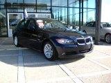 2006 Monaco Blue Metallic BMW 3 Series 325xi Sedan #21626116