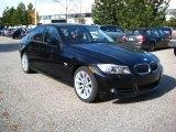 2009 Black Sapphire Metallic BMW 3 Series 328xi Sedan #21626056