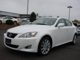 2008 Starfire White Pearl Lexus IS 250 AWD #21620469