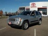 2006 Bright Silver Metallic Jeep Grand Cherokee Laredo 4x4 #21626007