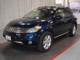 2006 Midnight Blue Pearl Nissan Murano SL AWD #21577953