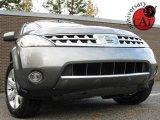 2006 Platinum Pearl Metallic Nissan Murano SL #21626454