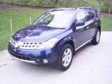 2007 Midnight Blue Pearl Nissan Murano SE AWD #21633492