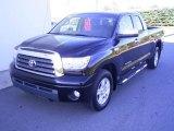2007 Black Toyota Tundra Limited Double Cab #21712076