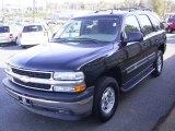 2005 Black Chevrolet Tahoe LS #21711958