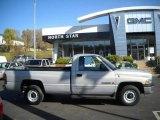 Silver Metallic Dodge Ram 1500 in 1999