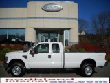 2010 Ford F350 Super Duty XL SuperCab 4x4 Data, Info and Specs
