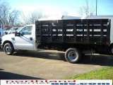 2010 Ford F350 Super Duty XL Regular Cab Chassis Stake Truck Data, Info and Specs