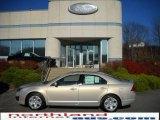 2010 Smokestone Metallic Ford Fusion SE #21694260