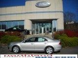 2010 Brilliant Silver Metallic Ford Fusion SE #21694261