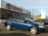 2002 Eternal Blue Pearl Acura RSX Sports Coupe #21771009