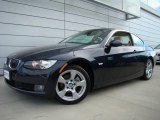 2007 Monaco Blue Metallic BMW 3 Series 328xi Coupe #21763527